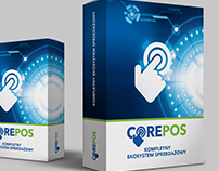 CorePOS - Logo & Packaging