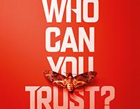 BFI Thriller Season - Creative Advertising