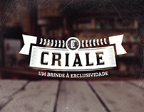 Criale - Branding, packing and multiple channels design