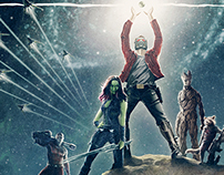 Poster Posse Project: Guardians Of The Galaxy