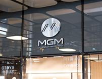 MGM Real Estate · Branding