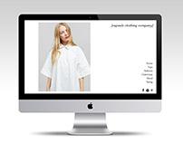Capsule Clothing Company Web + Mobile Design