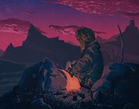 Wandering II