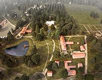 Revitalization of a manor complex