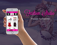 Fashion Studio Mobile Application