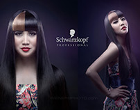 Schwarzkopf Professional- Simply straight category