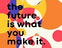 illustration banner design