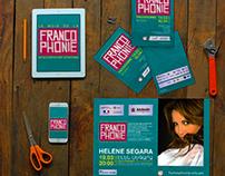 HELENE SEGARA Event Branding