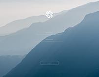 Web UI | Login Screen