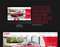 Toyota finance India