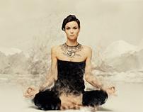 Yoga in greenland