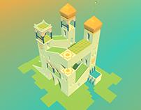 Surreal Castles
