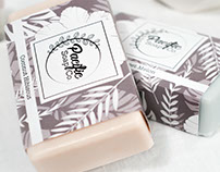 Pacific Soap Co. Packaging