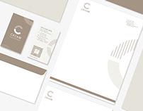 Cream Interiors and Architecture Branding