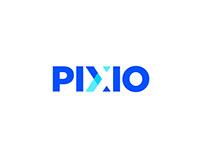 Pixio technology logo