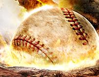 Baseball Sky Sport - Run Home.