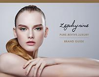 Zephyrine 數字保養 Brand Guide