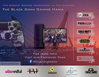 Black swan gaming tournament