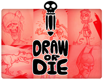 Draw or Die - #01