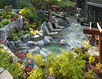 Westwood Plateau Garden.