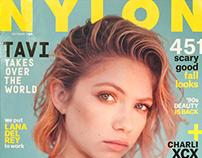 NYLON magazine, Tavi Gevinson