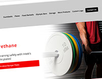 Intek Strength Website