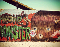 Meone's Monster in Tomelloso