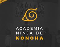 Website Academia Ninja