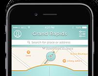 Park App - UI/UX
