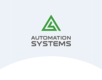 Landing page for Automation Systems