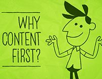 Why Content First ?