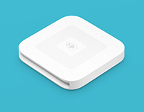 Square Wireless Chip Reader