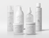 Natural Cosmetic Packaging Mock-Ups Vol.4