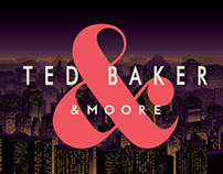 Ted Baker & Moore Cityscape