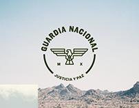 Guardia Nacional MX rebranding