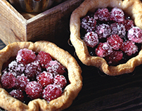 cranberry tarts / cinemagraphs / animated photography