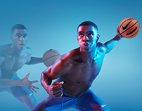 BBall | Retouch