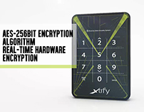 Xtrfy XS1 Encrypted case - Product video