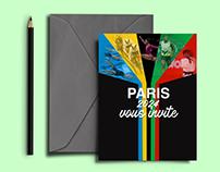 Print - Paris 2024
