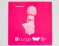 B Lounge Menu Design