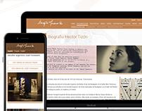 Magda Frank - Website