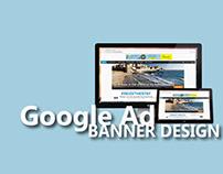Google ad banner design