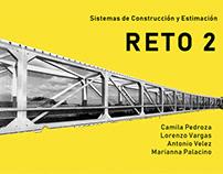 Sistemas de construcción y estimación/Reto 2
