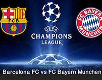 """FC Barcelona V.S FC Bayern München """"4_Ramzya"""""""
