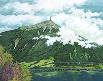 Mt. Rigi Greens