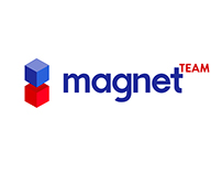 "Logo ""Magnet Team"""