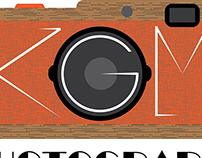 KGM Photography logo