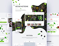 Food bouquet – online store