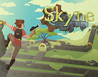 Skyne (3rd Person Adventure Game)