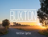 Buxton font